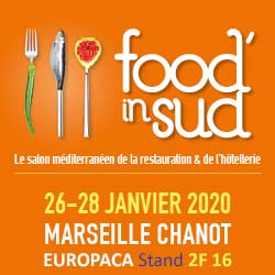 Food'in Sud 2020 avec Europaca 2F16