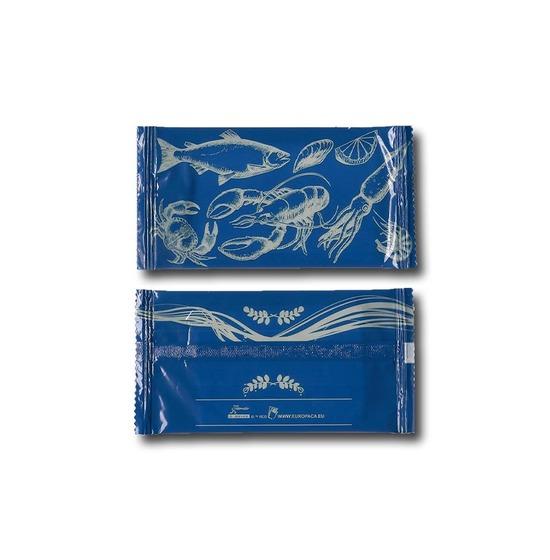 Rince-doigts Modèle Bleu